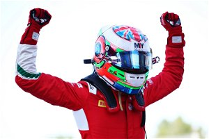 Barcelona F3: Caldwell victorious as leaders tangle twice in Race 2