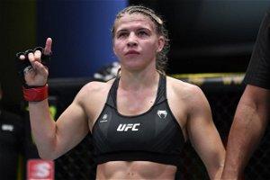 Miranda Maverick issues statement following controversial split decision loss to Maycee Barber at UFC Vegas 32