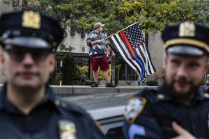 Judge won't stop vaccine mandate for NYC cops, other workers