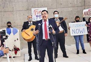 Las Vegas activists urge Democrats to act on immigration reform