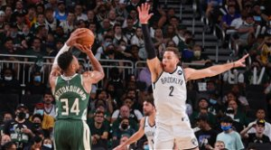 Giannis Antetokounmpo, Bucks must improve on Game 3 effort to take down Nets