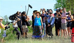 [Opinion] Winona LaDuke arrested, released from jail