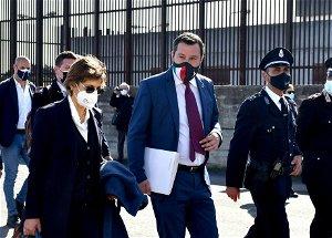 Italian prosecutor says Salvini should not be tried in Gregoretti migrant case