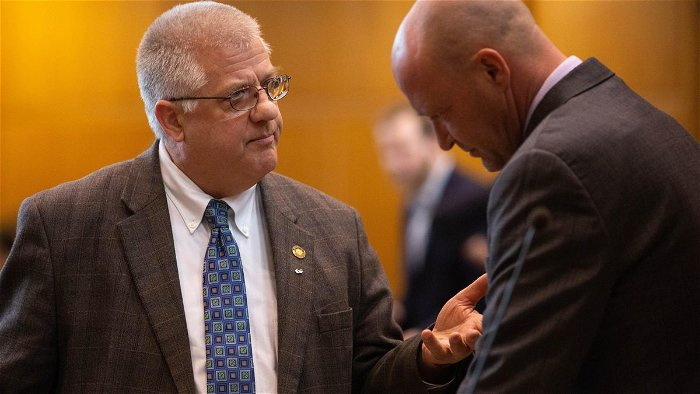 Oregon House expels state Rep. Mike Nearman, plotter of Capitol incursion