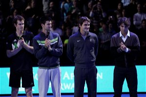 Tennis Legend Rod Laver Leaves Out Nadal From GOAT Debate, Says Djokovic Is Up With Federer