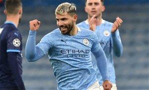Man City's Guardiola gives Aguero blessing to join Premier League rivals