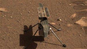 NASA's Mars Helicopter Ingenuity's historic flight delayed