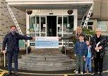 Santa's Cottage Hilltown raises over £27k for Hospice
