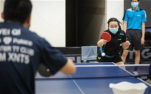New USA Table Tennis Company Building Equipment for Professionals and Beginners