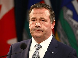 Braid: Kenney hit with hostile federal minister one day, an office scandal the next
