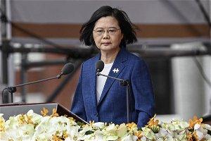 Tsai Confirms U.S. Troops, Has 'Faith' Allies Will Defend Taiwan