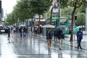 Met Eireann forecast miserable and wet weather for end of the week