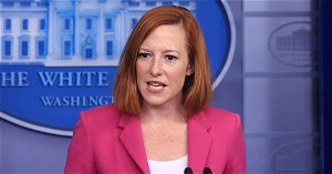 Jen Psaki Dances Does Damage Control After Fox News Reporter Peter Doocy Takes Joe Biden To Task For Claiming That He Has Visited The Border