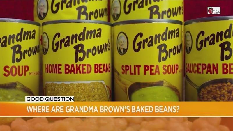 Grandma Browns Baked Beans Recipe