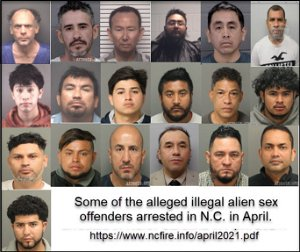 Sex offenders are invading America