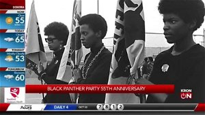 Black Panther Party: 55th anniversary since founded in Oakland