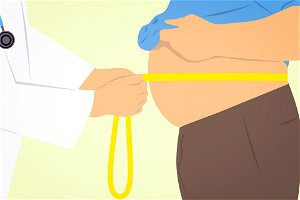 Over 4 million deaths per year caused by obesity