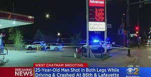 25-Year-Old Man Shot In Both Legs While Driving In West Chatham