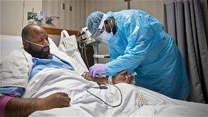 Unvaccinated, hospitalized: Patient now advocates for shots