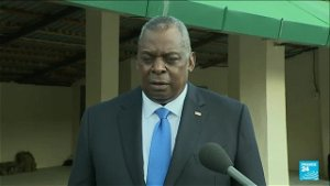 Video: Colin Powell Was Among World's 'Greatest Leaders,' Austin Says
