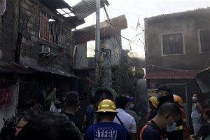 30 houses burned in Tatalon, Quezon City