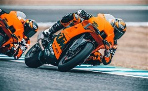 Track-Only 2022 KTM RC 8C Sold Out In Less Than 5 Minutes After Order Books Opened