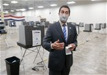 Ohio elections chief certifies 2020 general election results