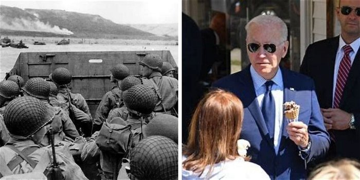 Psaki Gives Nonsensical Answer When Asked Why Joe Biden Failed to Mention D-Day on its 77th Anniversary