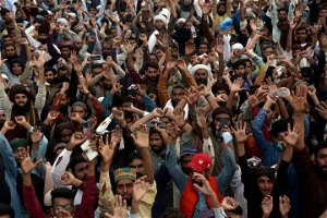 Violent rally in Pakistan leaves 2 Islamists, 1 police dead