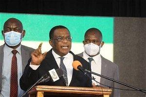 VP Chiwenga: Zimbabweans must build the national economy