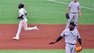 Yankees Fall To AL Champ Rays