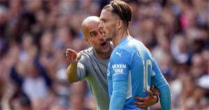 Pep Guardiola hints he wants to see more from £100m man Jack Grealish