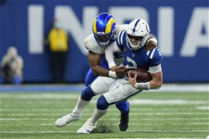 Carson Wentz injury update: Colts' quarterback leaves Week 2 game against Rams with ankle injury