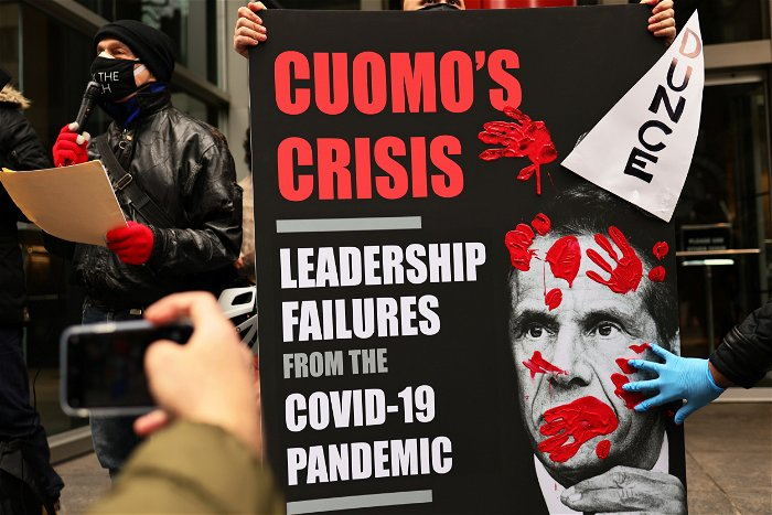 Andrew Cuomo: Calls for New York governor Andrew Cuomo's resignation mount as 3rd accuser emerges