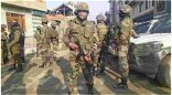 Two soldiers injured in Kashmir terror attack