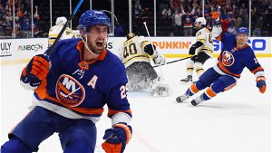 Which Stanley Cup Semifinal could end with an upset?
