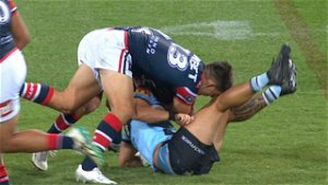 NRL ScoreCentre: Titans vs Knights, Bulldogs vs Storm, Roosters vs Sharks, live scores, stats and results