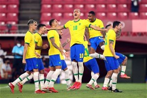 Brazil advances 4-1 on penalties after 0-0 draw with Mexico