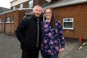 NI couple turned house move into baby bank to help other parents