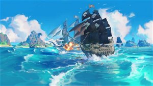 Pirate Simulator King Of Seas Arrives This May