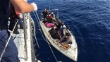 Turkey rescues 11 asylum seekers from drifting boat