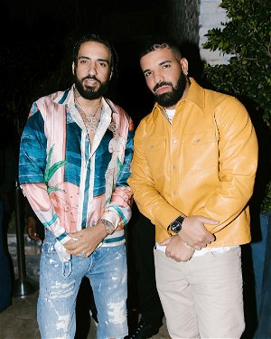 Drake and French Montana's Beards Are Even More Powerful Together