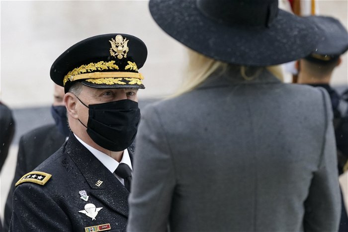 Military wary that shakeup could upend its apolitical nature