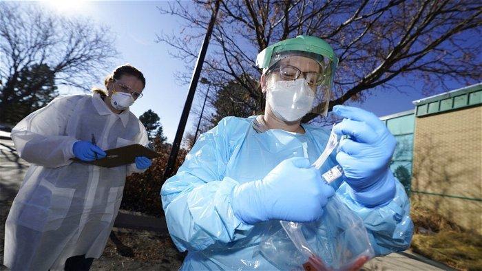 U.S. surpasses 13 million COVID-19 cases