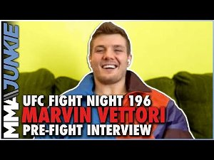 """Marvin Vettori plans on having face-to-face chat with """"puppet"""" Paul Felder over UFC commentary"""