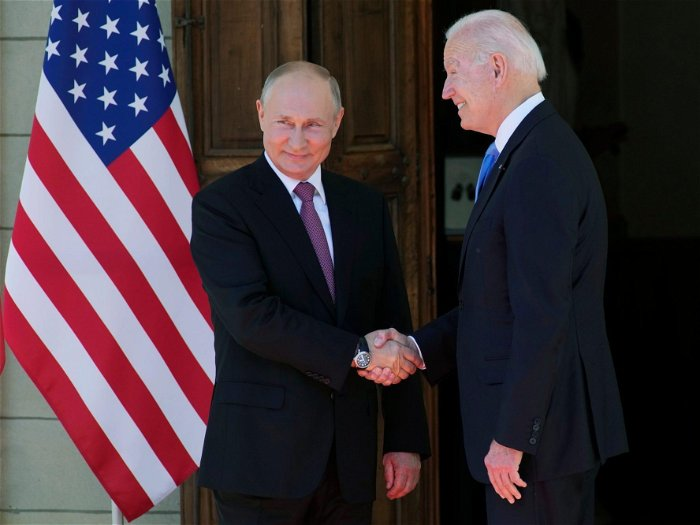 U.S.-Russia summit latest: Putin hopes for 'productive' meeting with Biden