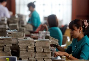 Exclusive: Myanmar, with $6 billion in foreign reserves, is doing utmost to stabilise currency -minister