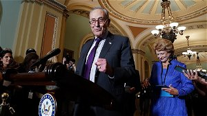 Schumer to force vote Tuesday on sweeping election bill