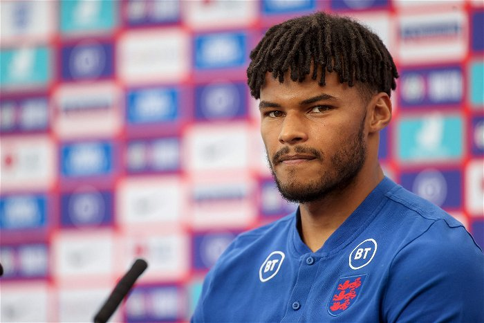 Tyrone Mings defends England players taking the knee at Euros after Priti Patel deems it 'gesture politics'