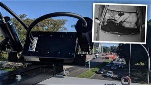 Smart cameras new way to catch Perth drivers